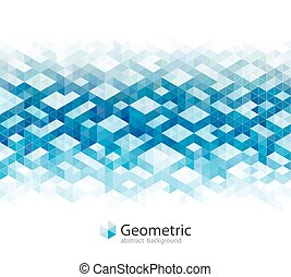 Geometric Abstract Architecture Backgrounds.