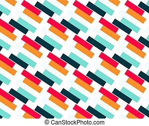 geometric abstract background bright colored diagonal lines
