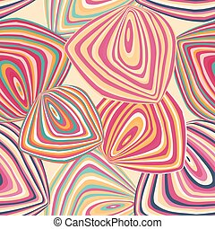 geometric abstract color pattern for your design
