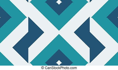 Geometric, abstract, colorful background with square frames for background, design and Wallpaper.