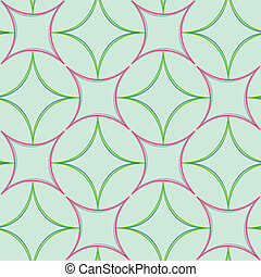 geometric abstract seamless pattern 2 extended
