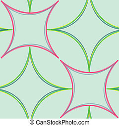 geometric abstract seamless pattern 2