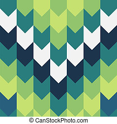 Geometric background. Vertical seamless. Vector illustration...