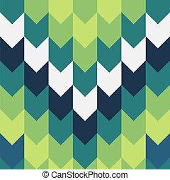 Geometric background. Vertical seamless. Vector illustration...