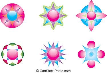 Geometric Icons 2