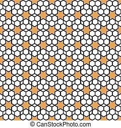 Geometric Islamic ornament