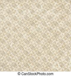 Geometric marble texture.