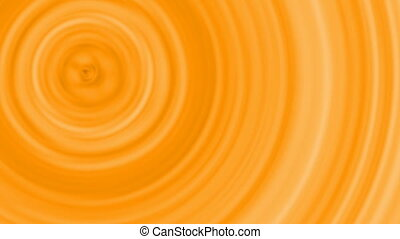 Geometric ornament, live wallpaper, abstract hypnotic orange...