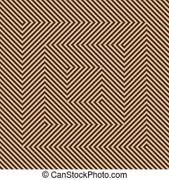 geometric ornament.Seamless pattern