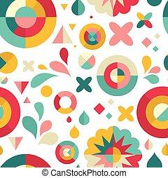 geometric pattern ans background