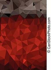 geometric pattern, triangles background
