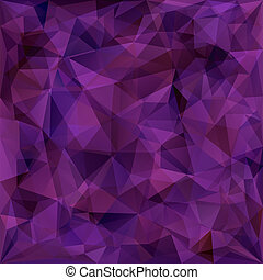 Geometric pattern, triangles background. Eps10 vector ...