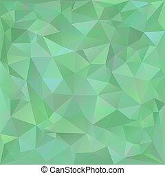 Geometric pattern, triangles background