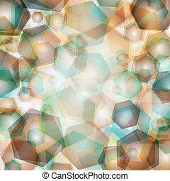 geometric pattern, triangles background, polygonal design.