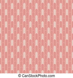 Geometric pattern with arrows. Seamless background.