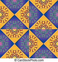 geometric seamless design