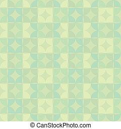 Geometric seamless pattern. Vector background