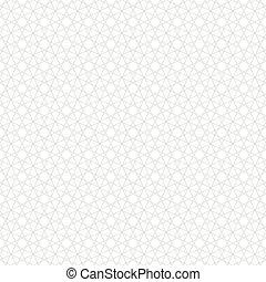 Geometric seamless pattern, vector background