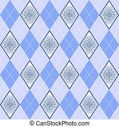 Geometric seamless pattern (vector)