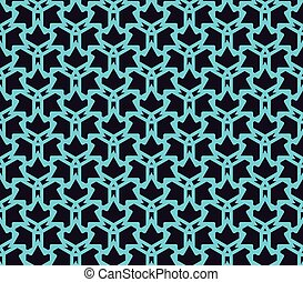 Geometric simple luxury blue minimalistic pattern with lines. Can be used as wallpaper, background or texture.