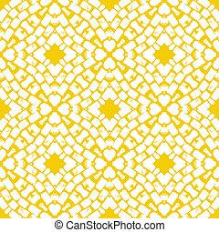 Geometric texture in art deco style