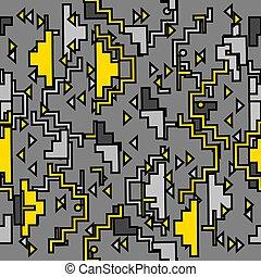 Geometric Texture Vector Pattern Seamless