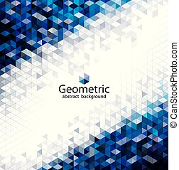 Geometric Urban Abstract Backgrounds.