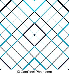 Geometric vector seamless pattern with crossed lines, abstract background. Simple minimalistic design.