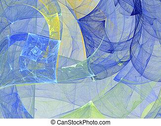 Geometrical fantasy