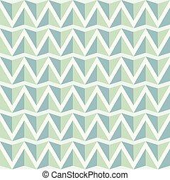 Geometrical light green blue seamless pattern background