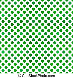 Geometrical seamless abstract dot pattern background design