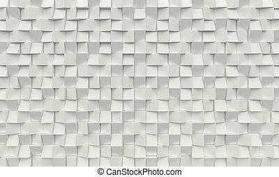 geometrico, fondo, 3d