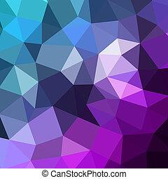 geometrico, fondo, astratto, colorito