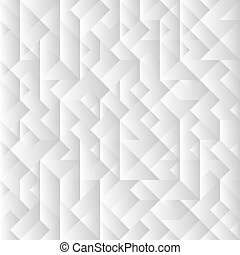 geometrico, grigio, fondo, 3d