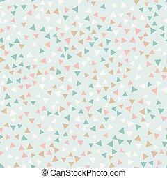 geometrico, seamless, pattern.