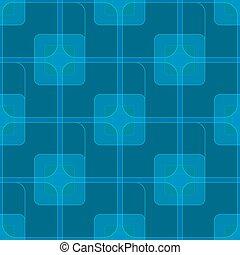 geometrico, vettore, seamless, fondo
