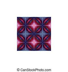 geometrisch, achtergrond