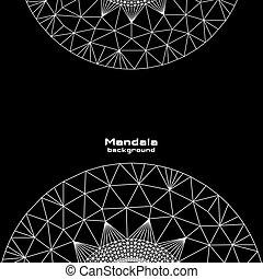 geometrisch, ronde, vorm