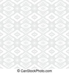 geometrisch, stijl, textuur, ethnische