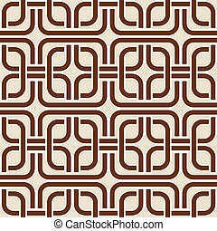 geometrisk, pattern., seamless