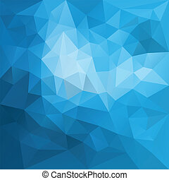 geometriske, abstrakt, baggrund.