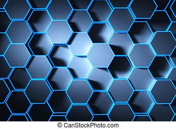 geometriske, baggrund