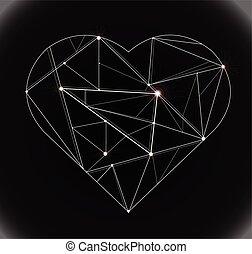 geometry heart