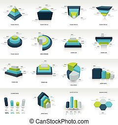 geometry  infographic template