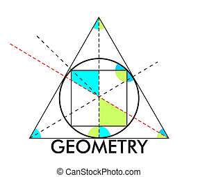 geometry - very big size geometry important figures...