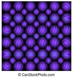 geometryczny, tło