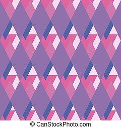 geometryczny, ukośnik, pattern.