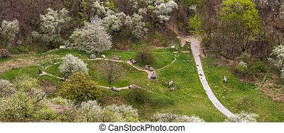 Geopark Turold, Mikulov, Czech Republic
