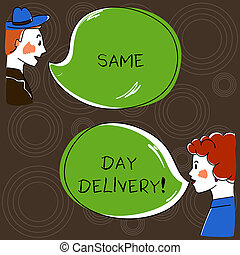 geordend, bubble., kleurenfoto, klesten, leeg, ons, delivery...