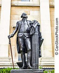 George Washington HDR